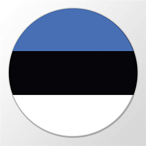 Kühlschrank Magnet Estonia Estland Flagge Europa Flag Magnettafel Whiteboard