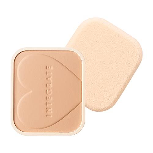 インテグレートプロフィニッシュファンデーションオークル10やや明るめの肌色SPF16・PA++レフィル10g