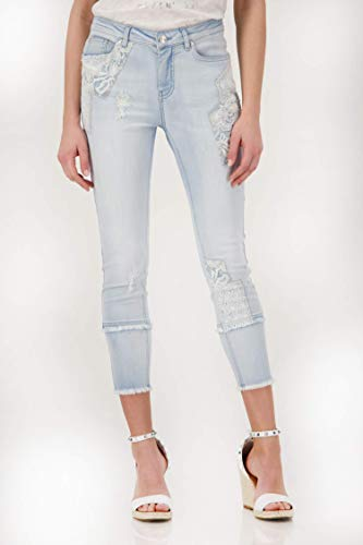 MONARI Hose, blau(Jeans), Gr. 42