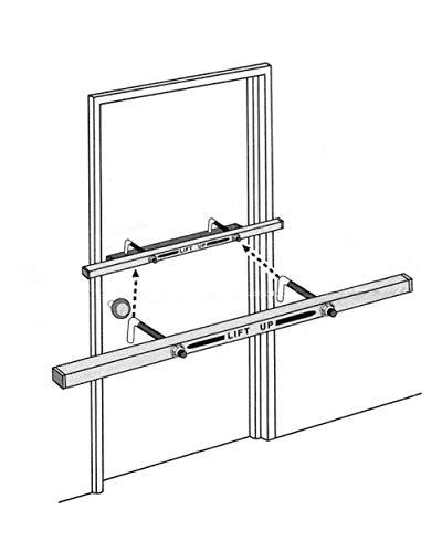Exit Security SB-010042 Single Outswing Door Bar