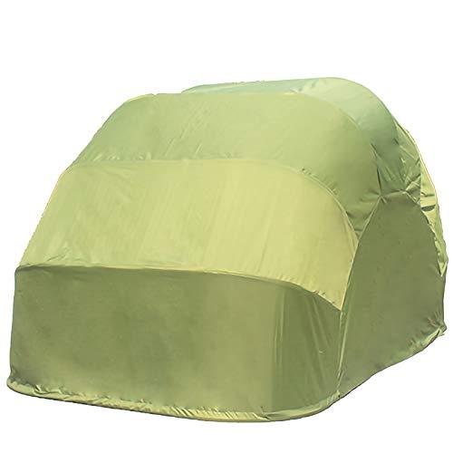 LiChenY Carport Zelte Tragbare Garage - Galvanized Steel - Heavy Duty Outdoor Car Shelter - 5.6x2.5x2.5m / 6x2.5x2.65m - Anti-UV, Wasserdicht, Beweiswind, Schnee, Sturm (Color : 2, Size : 6m)