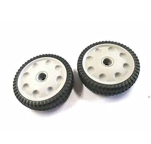 2 Pack Front Wheel Drive Replacement for Troy Bilt 12AVB2AQ711 TB240 TB210# 12A-446A011 12A-A1BA729 12A-A25S011 12A-466N211, Troy-Bilt - Self Propelled Z-Start 6.75 HP Lawn Mowers, Cub Cadet Mower