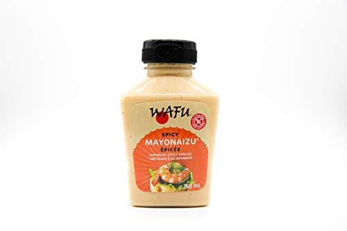 Wafu Mayonaizu Japanese Style Mayonnaise (Spicy, 8.0 oz)