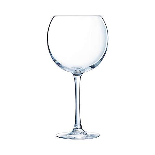 Chef & Sommelier ARC 46981 Cabernet Ballon Weinglas, 700 ml, Krysta Kristallglas, transparent, 6 Stück