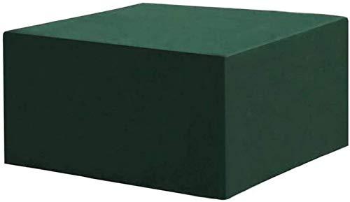 80x80x80cm Fundas para Muebles de jardín, Funda para Muebles de Patio Rectangular, Cubierta de Mesa Impermeable al Aire Libre Anti-Nieve Tela Oxford Mesas y sillas Conjuntos Combinados