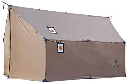 2 story camping tent _image4