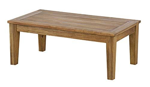 東谷 アルンダ 木製 ガーデンテーブル 90cm NX-701