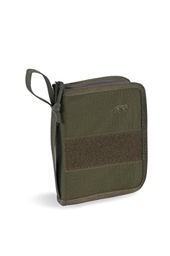 Tasmanian Tiger TT Tactical Field Book Notizbuchtasche, Olive, 17x3x4cm