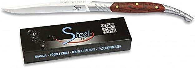 Unisex Adulto Talla /Única Steel 440 19553 Estilete