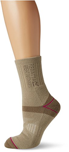 Regatta Great Outdoors Damen Wander-Socken (39-41 EU) (Taupe/Viola)