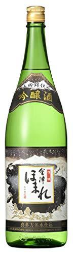 会津ほまれ 山田錦仕込吟醸酒 1.8L会津ほまれ 山田錦仕込吟醸酒 1.8L