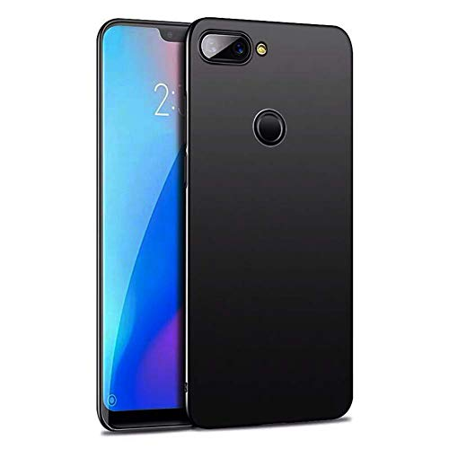 "LAYJOY Funda Xiaomi Mi 8 Lite, Ligera Carcasa Silicona Suave TPU Gel Bumper Case de Protectora [Antideslizante] [Anti-Golpes] Cover Caso para Xiaomi Mi 8 Lite (2018) 6.26"" -Negro"