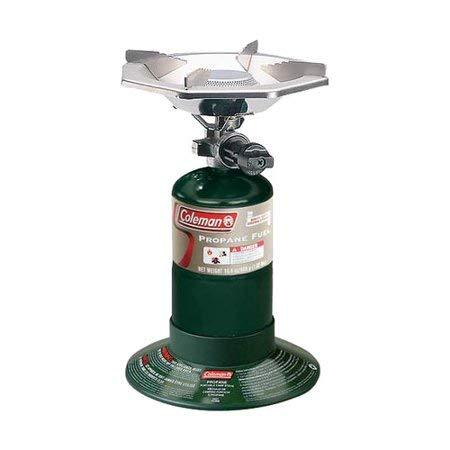 Coleman Portable Bottletop Propane Gas Stove with Adjustable Burner (Set of 2)