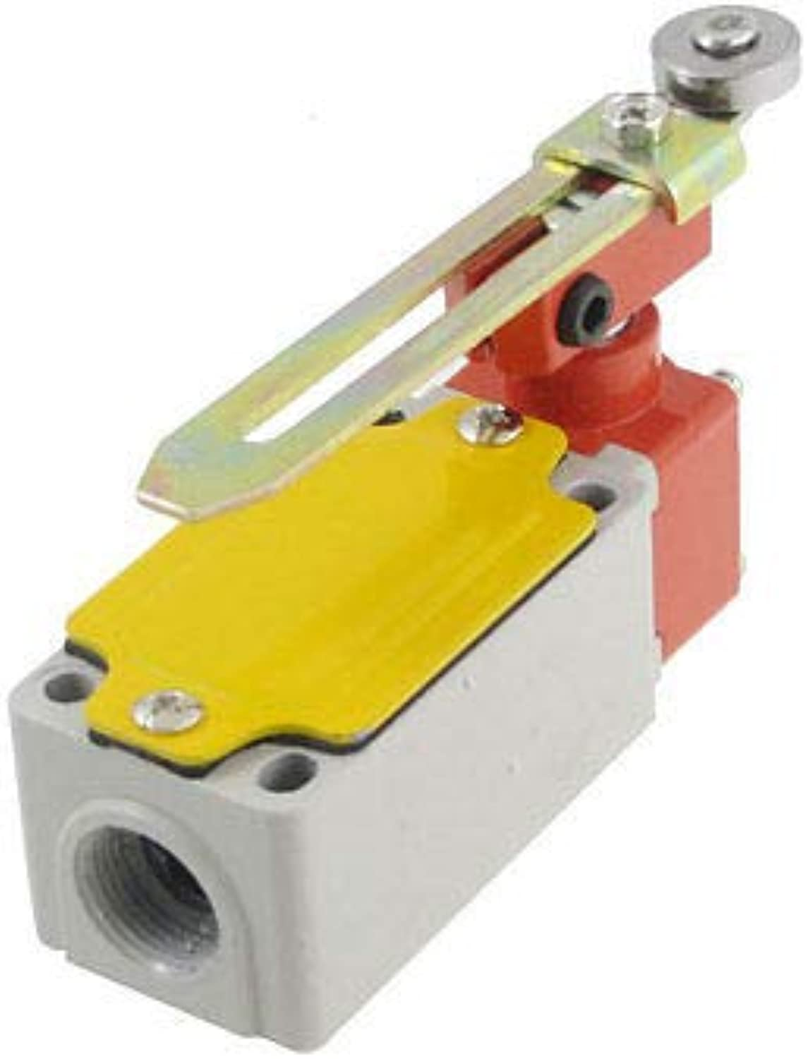 AC 380V 0.8A DC 220V 0.14A redary Adjustable Roller Lever Limit Switch LXK320S T