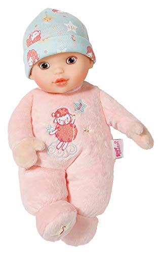 Baby Annabell Sleep Well 30cm Puppe - Aufnahme von Schlafliedern - Klein & Weich - Leicht für Kleine Hände, Kreatives Spiel fördert Empathie & Soziale Fähigkeiten, für Neugeborene