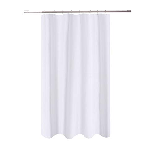 N&Y HOME Fabric Shower Curtain Liner 48 x 72 inches Bath...