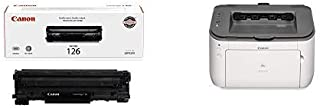 Canon imageCLASS LBP6230dw Wireless Laser Printer and Canon 126 Toner Cartridge