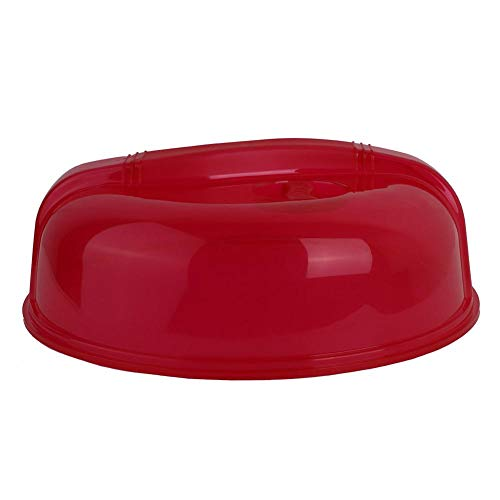 La cubierta fresca, la placa del refrigerador de la microonda cubre las...