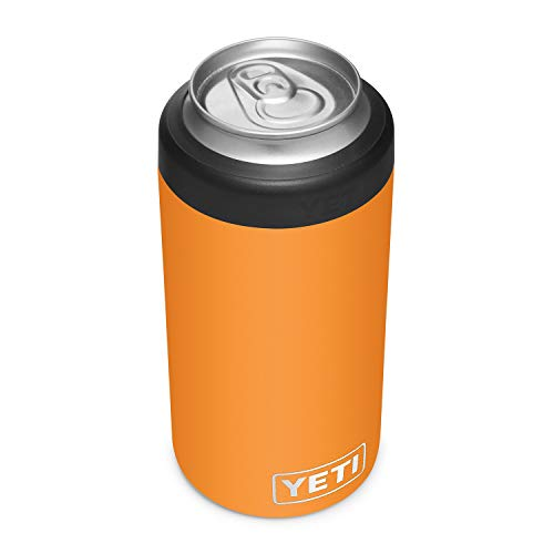 YETI Rambler 16 oz. Colster Tall Can Insulator for Tallboys & 16 oz. Cans, King Crab