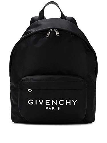 Givenchy Luxury Fashion Herren BK500JK0AK004 Schwarz Polyamid Rucksack | Jahreszeit Permanent