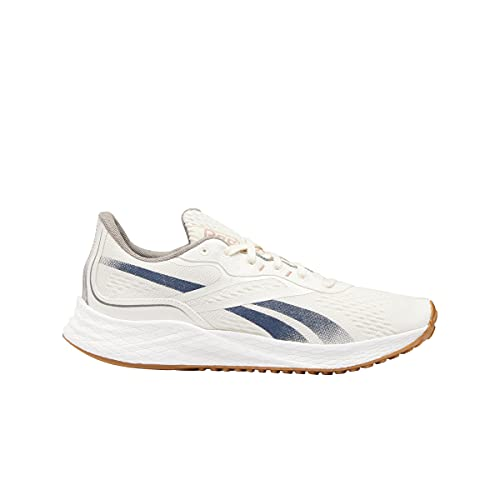 Reebok Herren Floatride Energy Grow Running Shoe, Classic White/Brave Blue/Boulder Grey, 43 EU