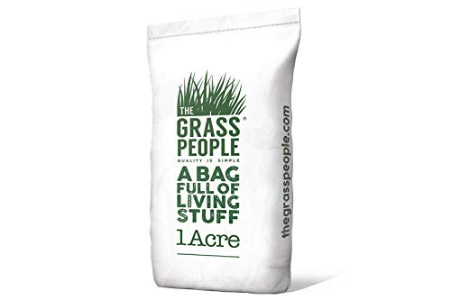 The Grass People Nurture: Paddock with Herbs is Perfect for Horses and Ponies, Specially Designed for Grazing & Resistance to Poaching - 12KG (1 Acre)