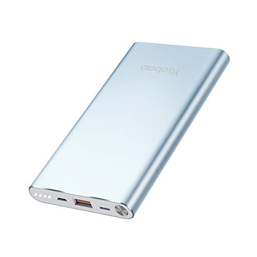 Yoobao Portable Charger 10000mAh Slim Power Bank Powerbank