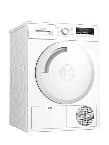 Bosch WTH83V00 Serie 4 Wärmepumpen-Trockner / A++ / 212 kWh/Jahr / 7 kg / Weiß / AutoDry / EasyClean Filter / SensitiveDrying System