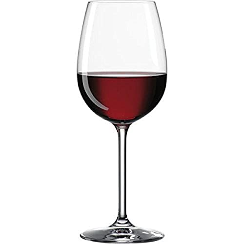 Villeroy & Boch Clara - Copa de vino (0,42 L, altura: 220 mm, diámetro: 85 mm, 6 unidades)