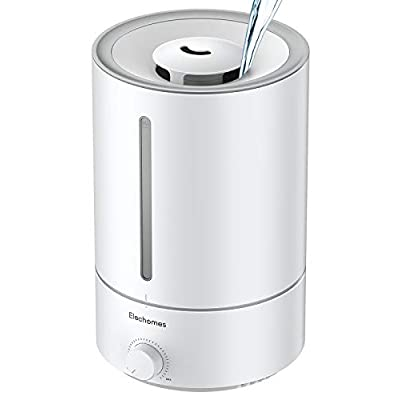 Elechomes Cool Mist Humidifier  Essential Oil D...