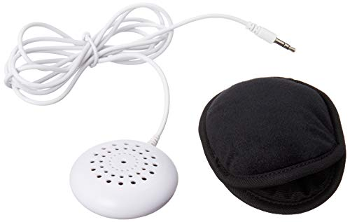 PillowPlayer Personal Pillow Speaker with Washable Cover
