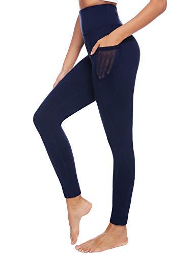iClosam PantalóN De Yoga Mujer Transpirable EláSticos Mujeres Gym Leggings Sport Trousers