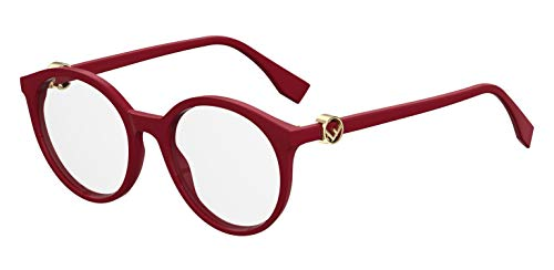 Fendi Brillen Gafas de Vista F IS FF 0309 RED 51/19/145 Damen