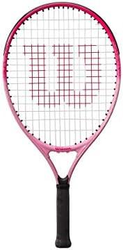 Wilson Burn Pink 23 Inch Junior Tennis Racquet product image