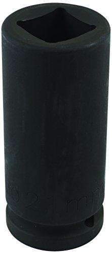 Laser Outils 7003 Budd Écrou de Roue de Douille de 21 mm sq