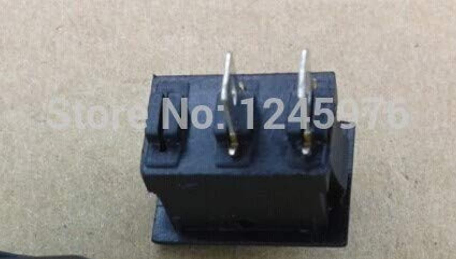 200PCS ON Off Rocker Switch 250VAC 3A 2 connectors ROHS+Hot Top Selling Wholesale
