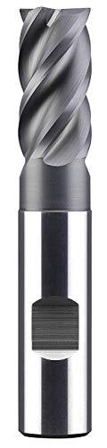 HPC- Hochleistungsfräser Ø 10 mm - VHM Schaftfräser - High Performance Cutting - Made in Germany