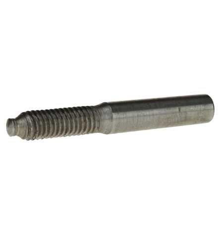 Reidl Kegelstifte mit Gewindezapfen und konstanten Zapfenlängen 12 x 140 mm DIN 7977 Stahl blank 1 Stück