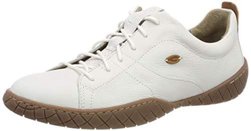 camel active Damen Inspiration 70 Sneaker, Weiß (White 1), 39 EU