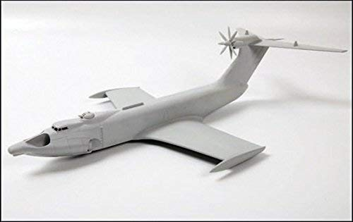 "Zvezda 7016 - Troop Carrier Ekranoplan A-90 Orlyonok - Plastic Model Kit - Scale 1/144 38 Details Lenght 15.75"" 2"