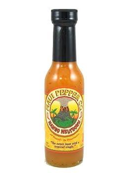 Maui Pepper Mango Meltdown Hot Sauce