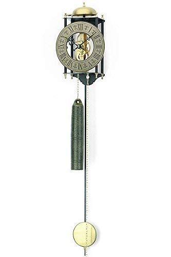 AMS Mechanische Skelettuhr mit Metallräderwerk 301