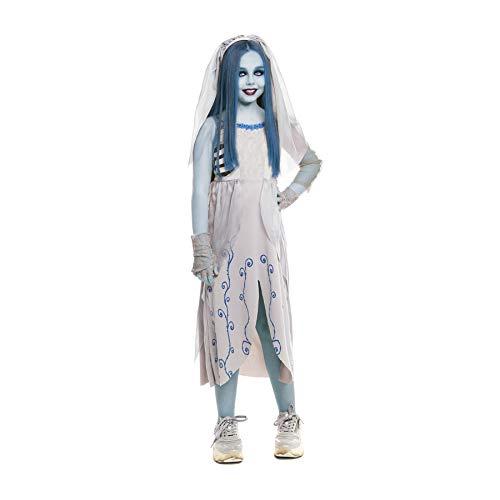 Disfraz Novia Cadver Muerta Nia (3-4 aos) Halloween (+ Tallas)