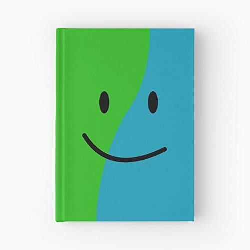 Bfdia Idfb Bfdi Book Smile I FSGprint- Hardcover Bound Sketch Notebook With Premium Thick Paper printed trends design