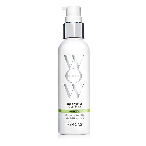 COLOR WOW Dream Cocktail Kale infused leavein treatment reduces hair breakage strengthening treatment 67 Fl oz