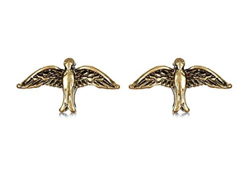 HOBBS 0217/144N/100900 - Pendientes de pájaro