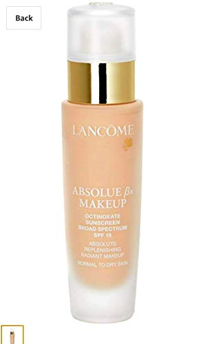 Lancome/Absolue Bx Makeup Spf 18 Absolute Ecru 215 (N) 1.0 Oz 1.0 Oz Foundation 1.0 Oz