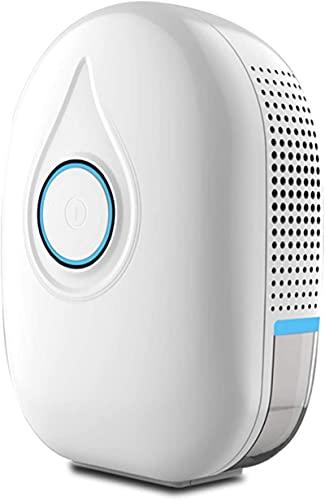 Deumidificatore portatile ultra silenzioso, piccolo e intelligente, con funzione di spegnimento automatico, adatto per camere da letto, bagni, armadi