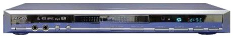 dvd player daewoo - 7