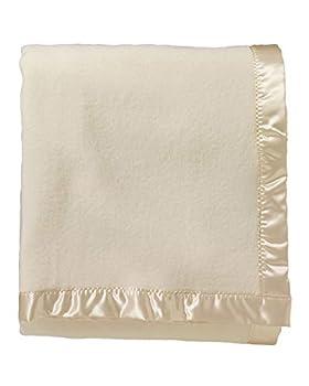 Pendleton Heirloom Classic Wool Blanket Ivory Queen Size